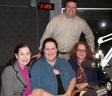 WAMC Radio Interview