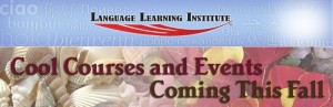 Beginning French Class Level 1 @ The Language Learning Institute | Latham | New York | United States