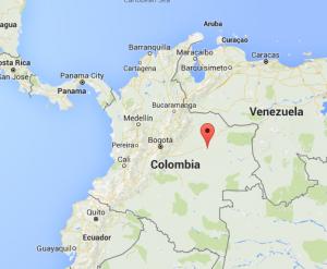 https://www.google.com/maps/place/Las+Gaviotas,+Cumaribo,+Vichada,+Colombia/@4.5680958,-79.8636083,5z/data=!4m5!3m4!1s0x8e12c698f6f76485:0x20eb26c8e4866a8c!8m2!3d4.568115!4d-70.898407