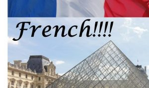 Beginning French Class - Level 1