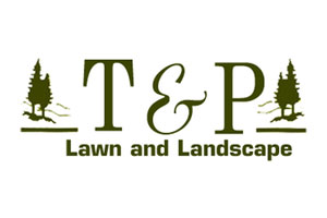 T & P Lawn and Landscape logo
