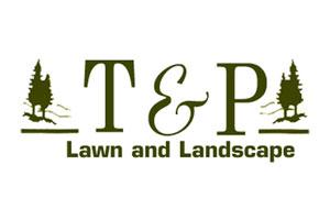 T & P Lawn and Landscape logo