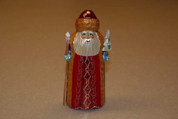 Figure of St. Nicholas standing