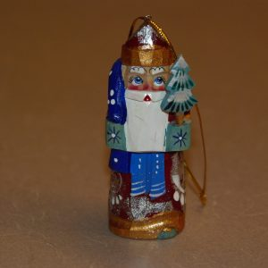 Small St. Nicholas Christmas Figurine