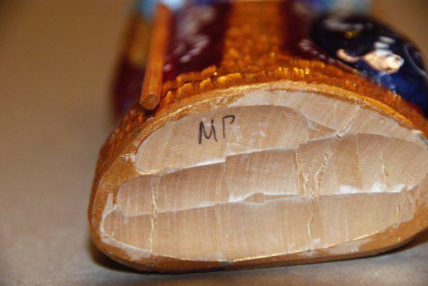 MP Signature on bottom of figure